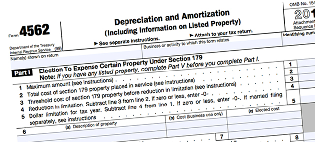 form 4562 archives - depreciation guru