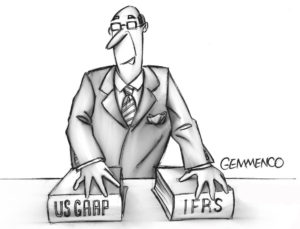 New Standards from GAAP and IFRS 2